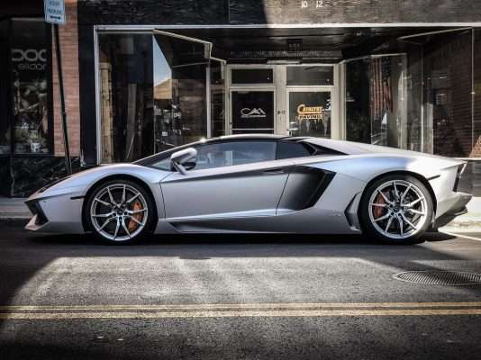 lamborghini aventador at catskill marketing