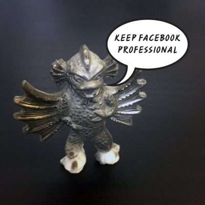 keep-facebook-professional