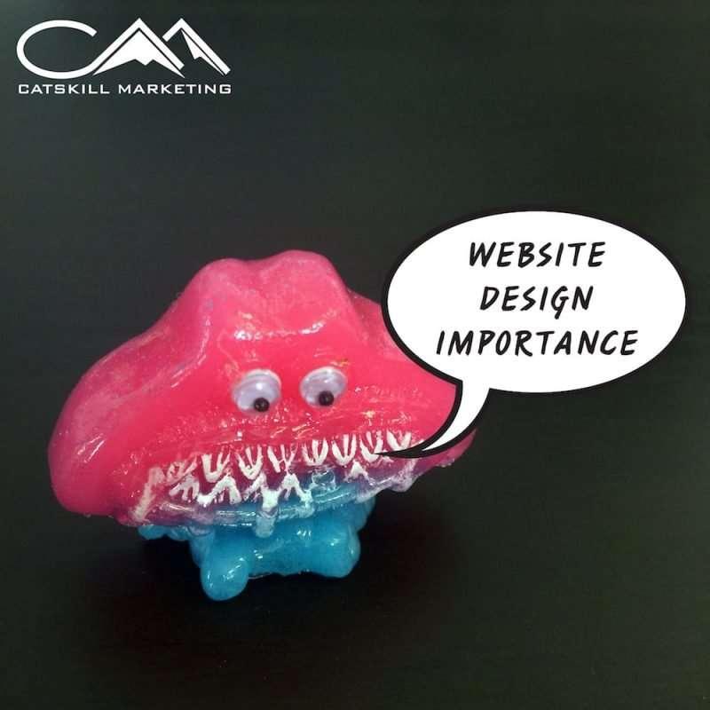 website design importance