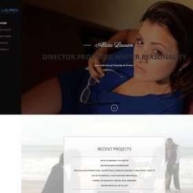 Alicia Lauren website