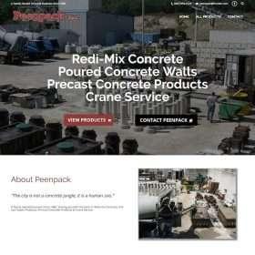 Peenpack Website