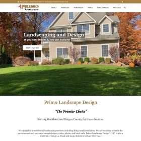 Primo Landscape Design