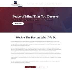 Everygooddeed-us website design